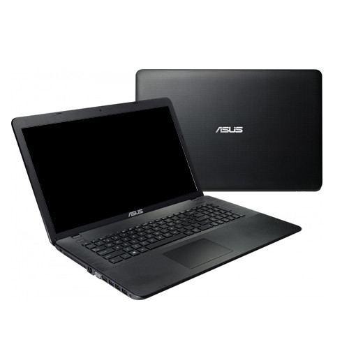 "Ноутбук Asus X751NV-TY001 (17.3""/Intel Celeron N4200/4Gb/1 TB HDD/GeForce GT 920MX, 2GB) Black"