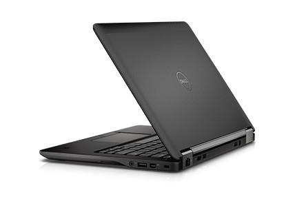 "Ноутбук Dell Latitude E7250 (12.5""(сенсорный)/Intel i5-5300U/8Gb/256GB SSD/Intel HD Graphics) Black"