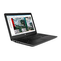 "Ноутбук Hewlett Packard Zbook 15 G3 (W7T69EC) (15.6""/Intel Xeon E3-1505M/16Gb/256GB SSD/1TB HDD/Nvidia Quadro M1000M, 2Gb) Black"