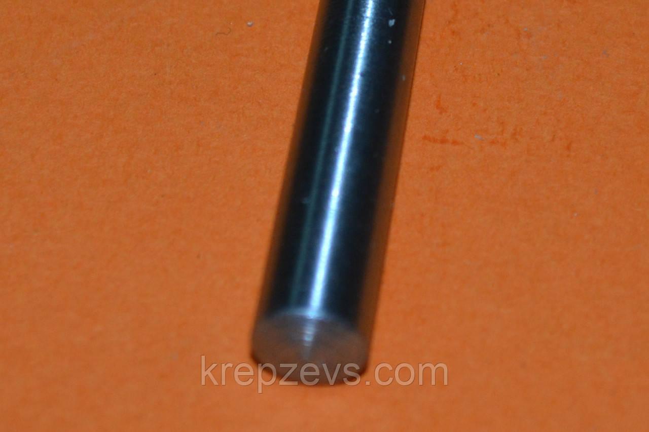 Штифт 8 мм конический незакаленный DIN 1, ГОСТ 3129-70