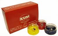 Точилка  с контейнером 1 отверстие  Kum 210К