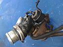 Турбина Mercedes Sprinter 208 2000г.в. 2.2 CDI дизель A611 096 06 99, фото 3