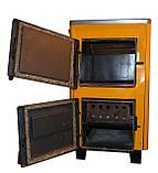 КОТВ-10П Твердопаливний котел з плитою., фото 3