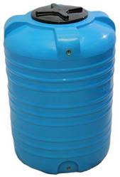 Бак, бочка, емкость 500 литров пищевая вертикальная V
