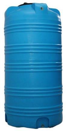 Бак, бочка, емкость 500 литров пищевая вертикальная 505 V, фото 2