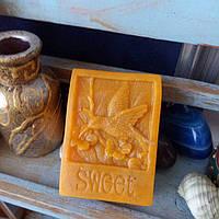 Мыло ручной работы  с травами и маслами ,   в ассортименте Цена за 100 грамм