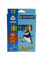 Фломастеры 12 цветов Perfect 2510