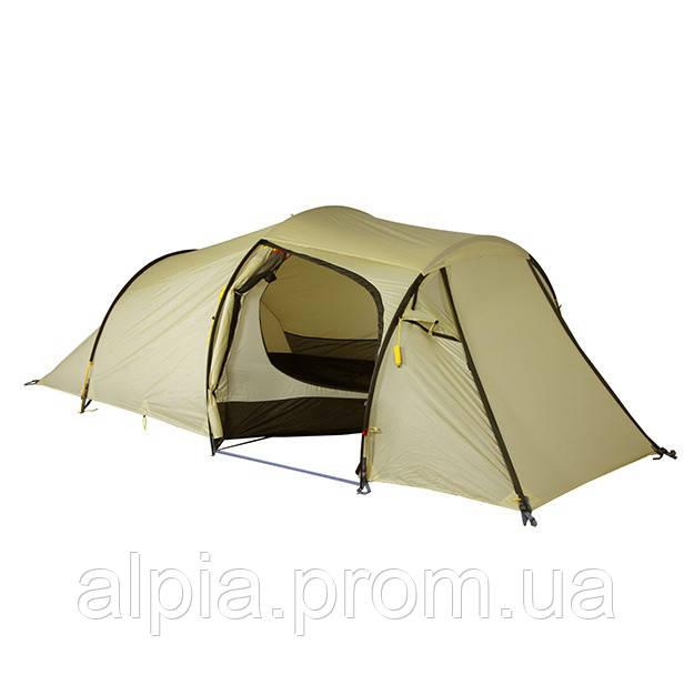 Экспедиционная палатка Wechsel Outpost 3 Zero-G (Sand) + коврик (3 шт.)