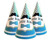 Колпачки на день рождения Little Man