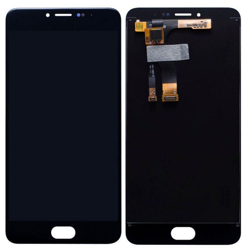 Дисплей для Meizu M3 Note (L681H) с тачскрином черный Оригинал