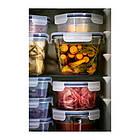 Контейнер для хранения продуктов IKEA 365+ 750 мл круглый пластик 003.591.45, фото 2