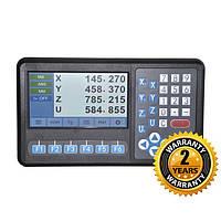 D80-4V четырехкоординатное устройство цифровой индикации, фото 1