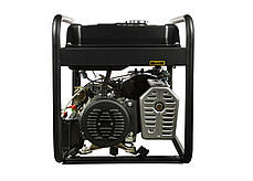 Бензиновый генератор Hyundai HHY 10000FE-3 ATS, фото 2