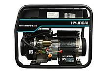 Бензиновый генератор Hyundai HHY 10000FE-3 ATS, фото 3