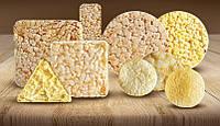 Пресс для цельнозерновых хлебцов 2160 шт/ч
