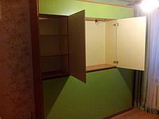 Дитяча стінка, шафа-ліжко, фото 2