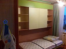 Дитяча стінка, шафа-ліжко, фото 3