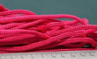 Шнур полипропиленовый плетеный  вязаный, фото 1