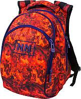 Рюкзак для девочки, оранжевый