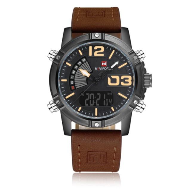 Спортивные мужские часы NAVIFORCE LIFE 9095