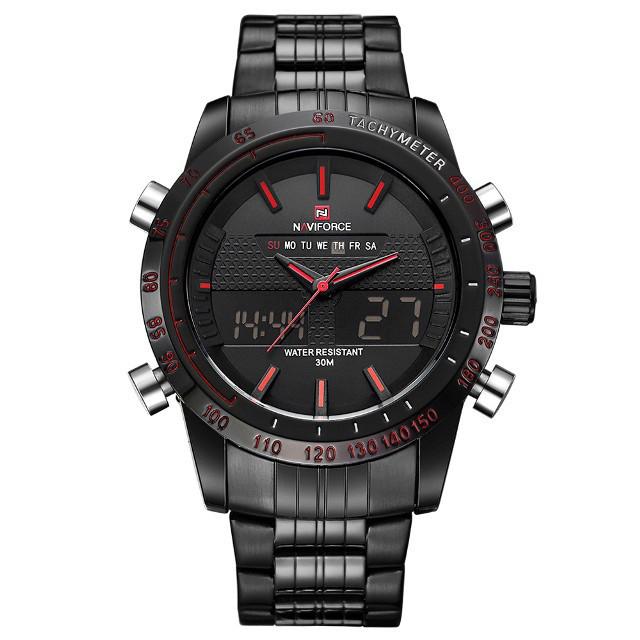 Спортивные мужские часы NAVIFORCE ARMY 9024