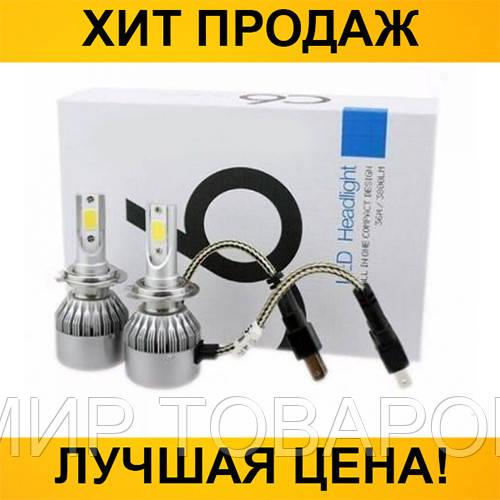 LED лампы Xenon C6 H4