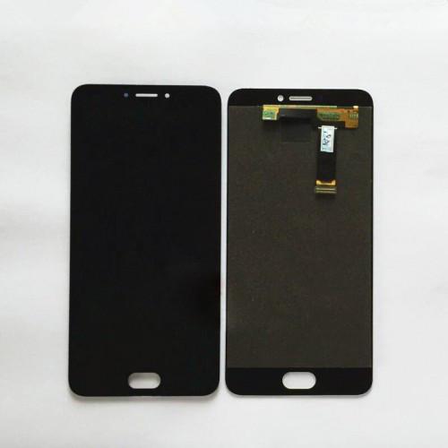 Дисплей для Meizu MX6 (M685) с тачскрином черный Оригинал
