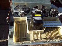 Холодильный агрегат,установка для камер с воздухо-охладителем