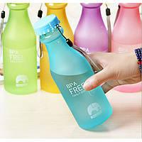Бутылка -фляга для фитнеса BPA Free 550 мл