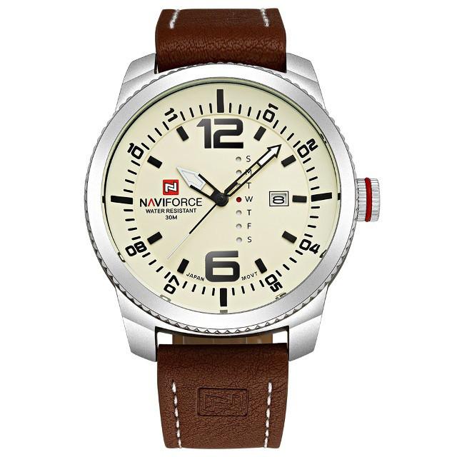 Классические мужские часы NAVIFORCE TARGET 9063