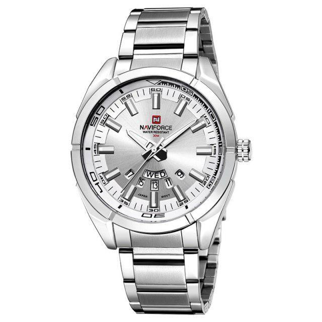 Классические мужские часы NAVIFORCE ROCKET 9038