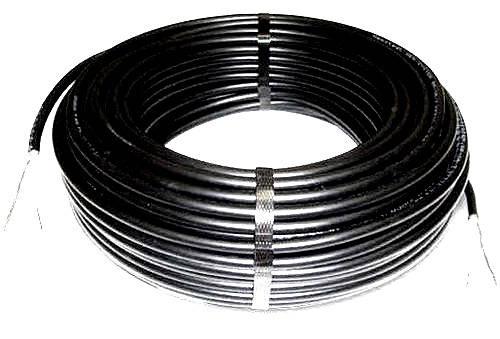 Теплый пол Hemstedt BR-IM-58,11 комплект на основе кабеля Решетка  lines, 800 мм, нерж. сталь., полирован