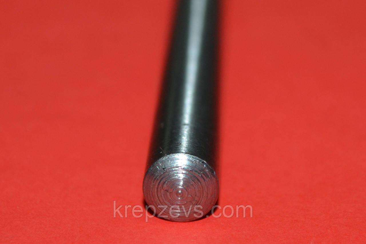 Штифт 12 мм конический незакаленный DIN 1, ГОСТ 3129-70