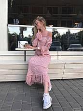 Шикарное платье из хлопка , фото 3