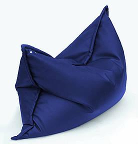 Кресло-мат синий XL