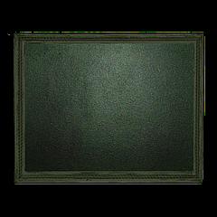 Доска меловая зелёная (в рамке) 400*300