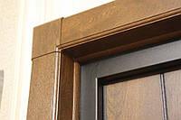 Откосы Qunell (Кюнель) ламинированные К250 1.5-1.5. Готовый набор для кухонного окна