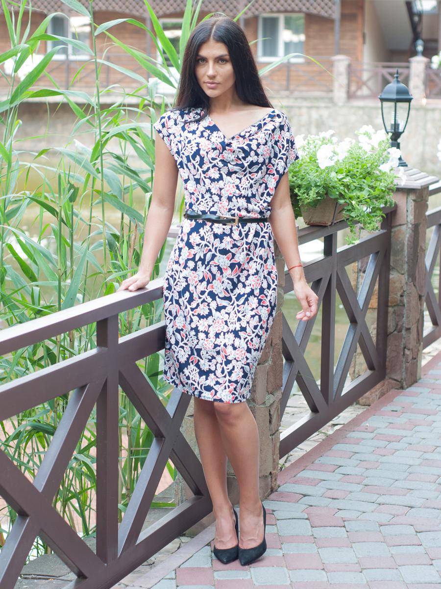 Женское платье  на лето.
