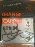 Крючки #4 Orange carp, фото 4
