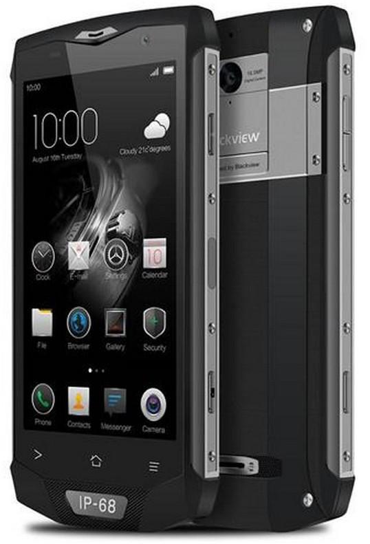 Смартфон Blackview BV8000 Pro 6/64Gb Shark Grey Гарантия 12 месяцев / 3 месяца