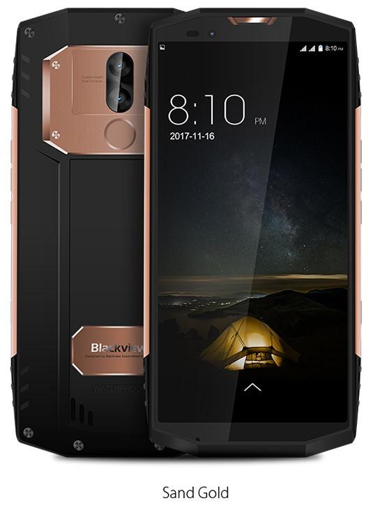 Смартфон Blackview BV9000 4/64Gb Sand Gold Гарантия 12 месяцев / 3 месяца