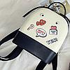 Силиконовый рюкзак с глазками, фото 2