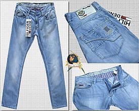 Джинсы мужские классические летние бренд Tommy Hilfiger 33 размер