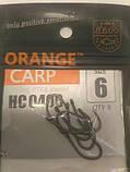 Карповые крючек#6  Orange carp, фото 5