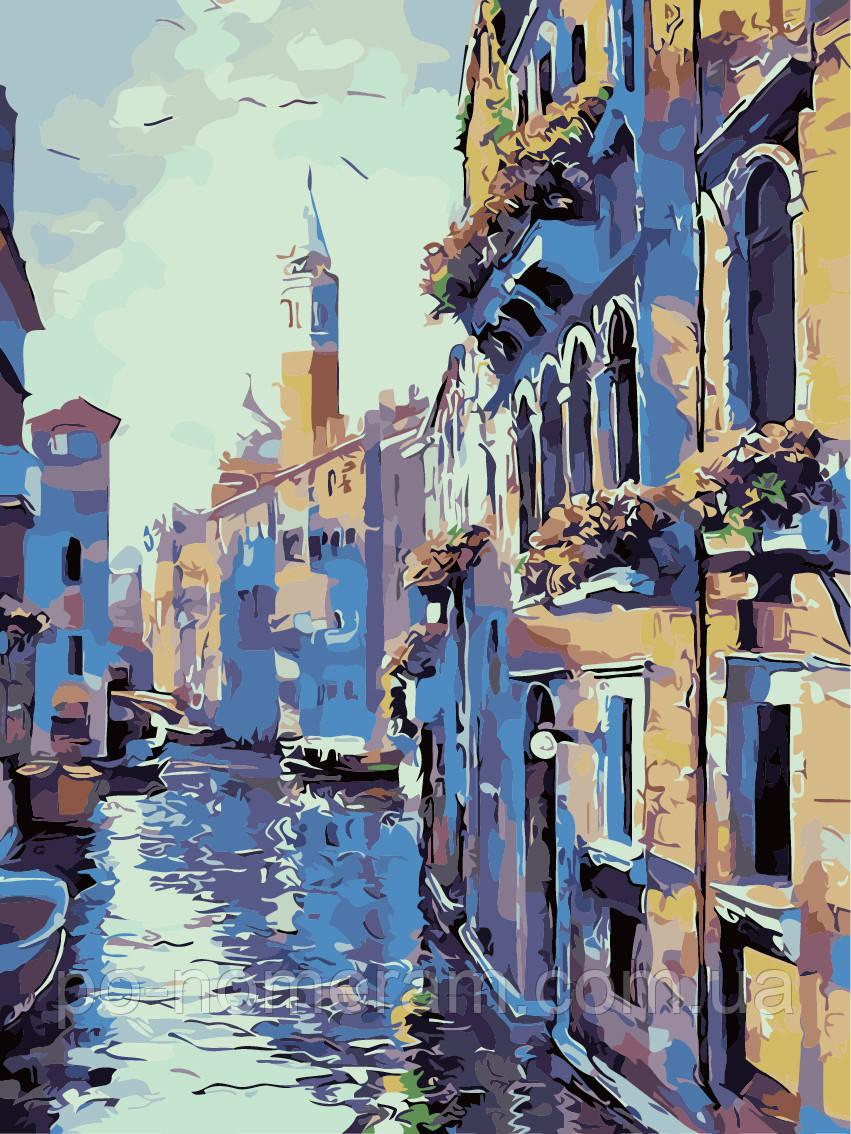 Раскраска для взрослых Венеция (AS0253) 40 х 50 см ...
