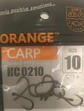 """Гачки ,Orange carp"""" #10, фото 4"""