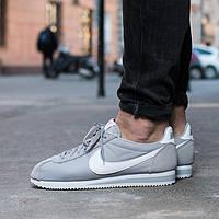 505219e2 Nike Cortez Nylon Grey — Купить Недорого у Проверенных Продавцов на ...