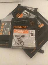 """Крючки ,,Orange carp""""  #10"""