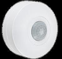 Датчик движения ДД 025 белый, 1200Вт, 360 градусов, 6м, IP20 IEK