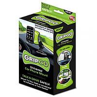 GripGo Автомобильный держатель телефона, холдер, держатель, подставка, крепление